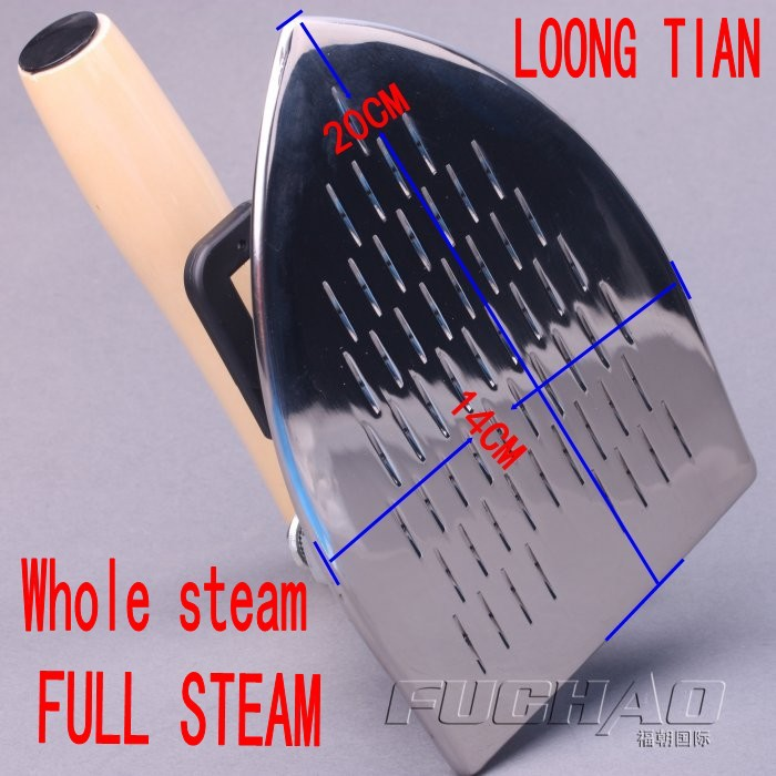 Full Steam Large Steam Iron Industrial STEAM Iron Clothing Iron Big Iron Power China Made Sewing Machine Parts