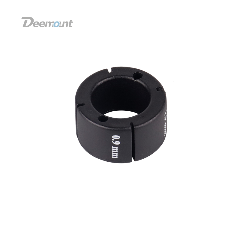 Deemount Spoke Key For Aero Spokes 0.9/1.1/1.3/1.9mm Flat Spokes Wrench Round Shaped Bike Bicycle Tool TOL-133