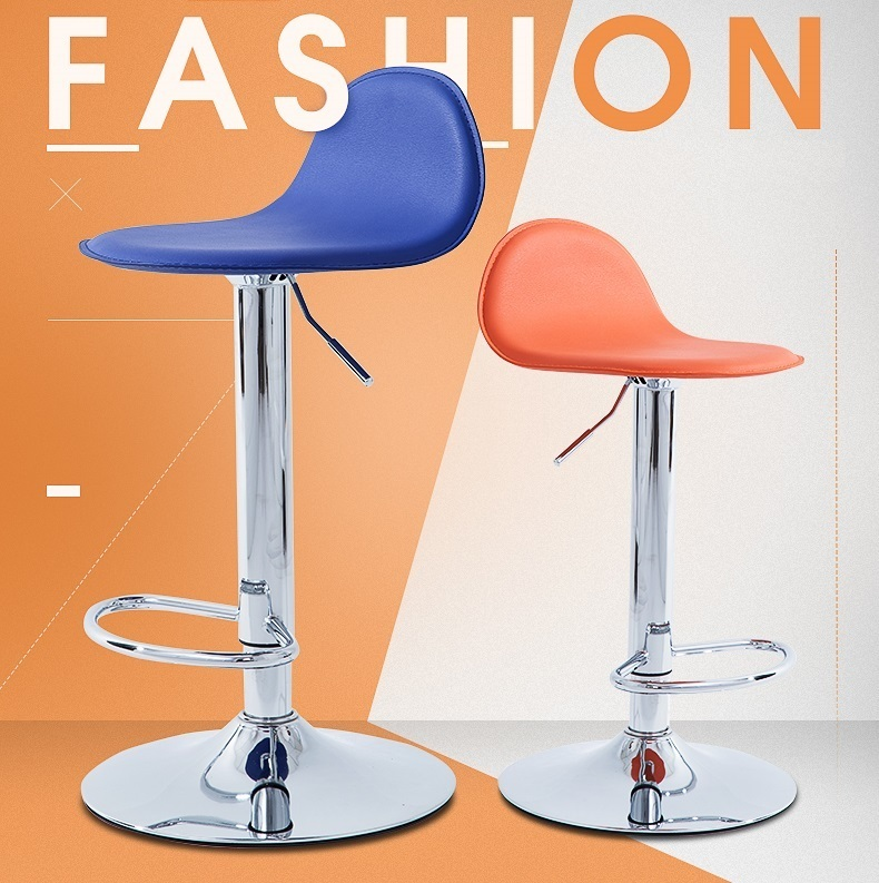 free shipping bar stools blue orange seats dining room restaurant rotation lifting chars furniture shop exhibition hall stool hotel hall office chair green blue color lifting rotation stool retail wholesale pink blue furniture chair free shipping
