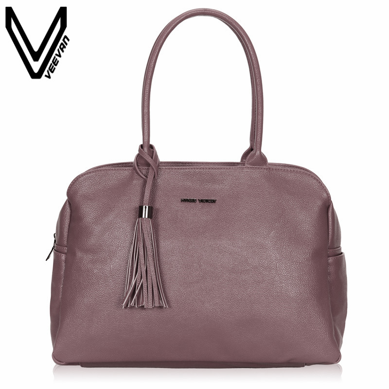 VEEVAN Fashion Designer High Quality Leather Women Handbag Office Lady Tote Handbags Shoulder Bags Female Messenger Bags Vintage xintown men s outdoor cycling jersey sets bib shorts sport short sleeve cycling jersey mountain bike clothing wear suit