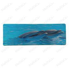 MaiYaCa Top Quality dolphin mouse pad gamer play mats Computer Notbook Big Mousepad Gaming Mouse Pad