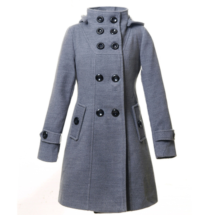 Online Shop Good Quality Lady Long Winter Jackets Parka Coats ...