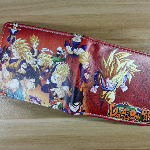Dc Cartoon Short Wallet Dragon Ball Thor Saw Inside Out Chucky Thundercats Purse Credit Oyster License Card Man Wallet W268 ...