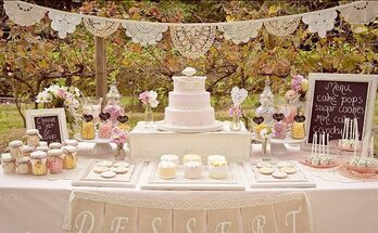 Aliexpress Com Buy Handmade Vintage Wedding Lace Bunting Banner
