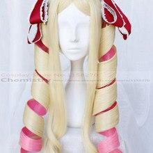 Re Zero костюм Беатриче для косплея hairwear с шапкой