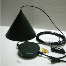 Nordic DIY Design Hanging Lamp Long Line Pendant Lights Wires Adjsutable Lustres  Home Decor Hanglamp Light Fixtures