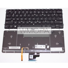 English NEW Laptop Keyboard For DELL precision M3800 XPS 15 9530 US version Black Backlit