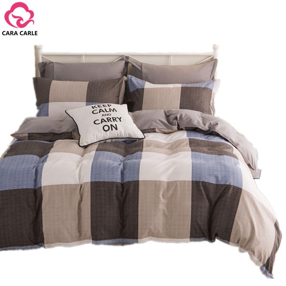 cara carle bedding set 4pcs bedclothes duvet cover bed. Black Bedroom Furniture Sets. Home Design Ideas