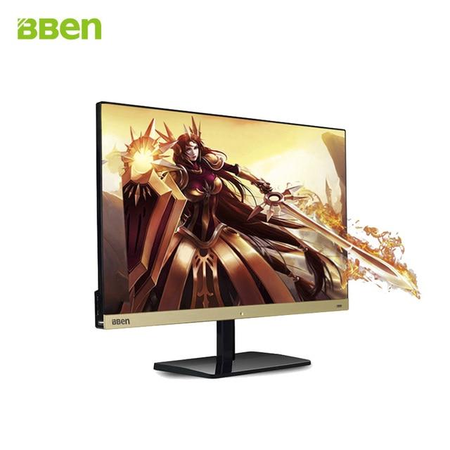 "Bben 23.8"" 1920X1080 FHD All-In-One PC i5 Desktop ddr3L 8GB RAM+128GB SSD+500GB HDD rom wifi bluetooth HDMI win10 computer"