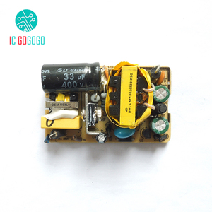 Image 2 - 2Pcs AC DC 24V 2A Switching Power Supply Circuit Board Module For Routing Modem Surveillance Cameras 2000MA  100 240V 50/60HZ