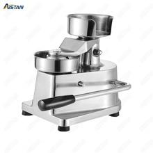 HF150 Stainless steel manual hamburger machine Hamburger Meat Pie Presser for restaurant цена и фото