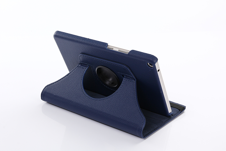 Rotation 360 Degree Rotating Litchi Cover Case For Huawei MediaPad T3 8.0 KOB-L09 KOB-W09 Honor Play Pad 2 8.0