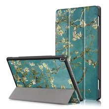 For Lenovo TAB4 10  Case stand PU Leather Cover for Lenovo TAB 4 10 TB-X304F TB-X304N Tablet Case for lenovo tab 4 10 tb x304f tb x304n 10 1 stand pu leather case funda cover removable bluetooth russian hebrew spanish keyboard