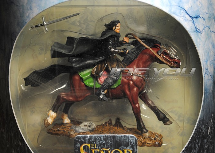 ФОТО Limited! 20*20CM High Classic Toy The Lord of the Rings Aragorn II action figure Toys