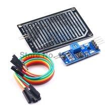 5PCS Rain Weather Module Raindrops Detection Sensor Moduel Humidity For Arduino