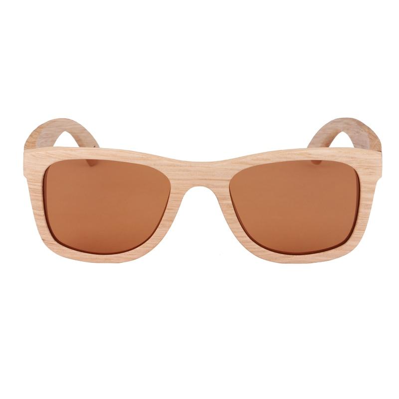 Berwer Νέα 2019 Μπαμπού γυαλιά ηλίου - Αξεσουάρ ένδυσης - Φωτογραφία 3