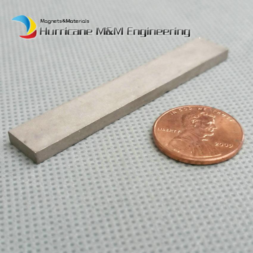 SmCo магнит блок 60x10x3 мм бар Оценка YXG24H, 350 градусов с высокой Температура Mortor ...