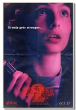 Custom Canvas Wall Mural Will Byers Joyce Byers Poster Stranger Things Sticker Winona Ryder Wallpaper Interior Decoration #0238#