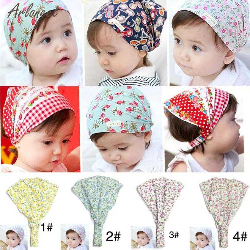 2019 ฤดูร้อนฤดูใบไม้ร่วงหมวกเด็กหมวกเด็กหมวกเด็กหมวกเด็กวัยหัดเดินหมวกเด็กหมวกผ้าพันคอพิมพ์ตลกหมวกเด็ก 27