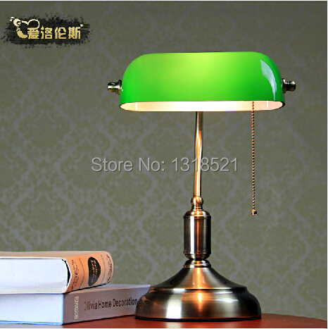 FREE SHIPPING Modern European study white table lamp retro bedroom desk lamp home decorative light fixture lamp free shipping modern dining table designs discount lamp shades