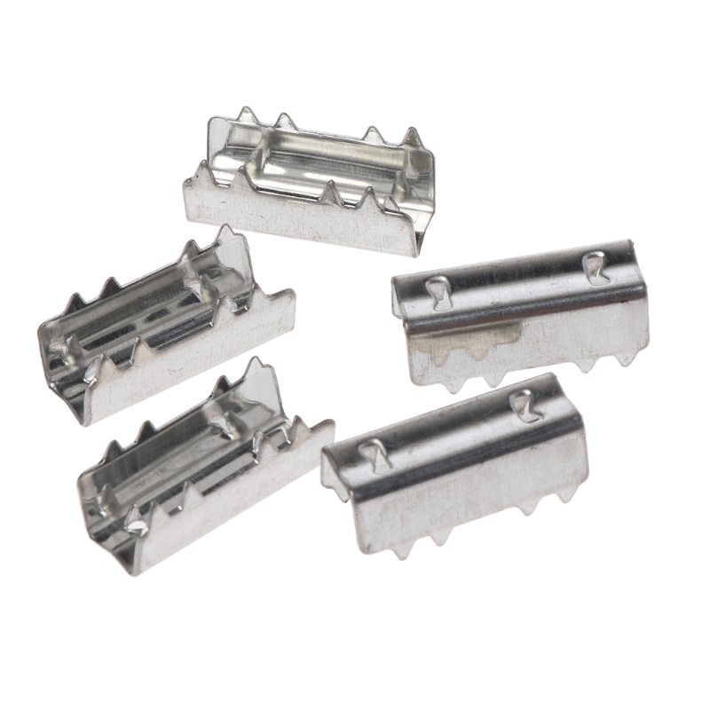 5Pcs 3D Printer Open Belt Clip Open-End Timing Belts Belt Clamp