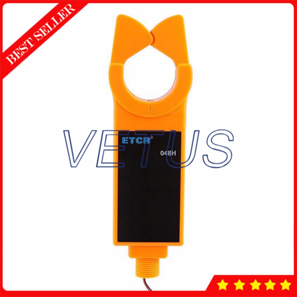 Etcr048h высокого порядка гармоническое измеритель тока с КТ технологии экранирования высокая/низкая Напряжение зажим AC Ток утечки Сенсор