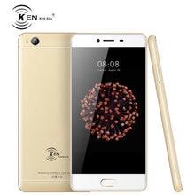 KEN V7 Smartphone de 5.0 Pulgadas 2 GB RAM + 16 GB ROM Android 6.0 Quad Core 13.0MP MTK6735 1280x720Px Huella Digital 4G Desbloqueado Teléfonos Celulares