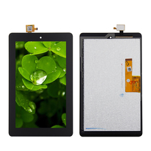 "7"" For Amazon Kindle Fire 7 2015 HD5 HD 5 SV98LN LCD Display Digitizer Touch Panel Screen Glass Assembly"