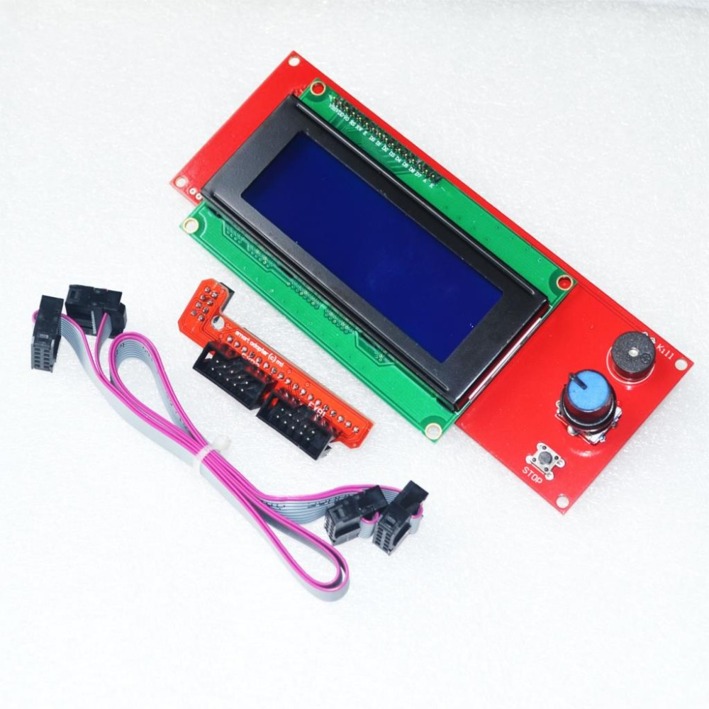 1.4 LCD 2004 Reprap Smart Controller Free Shipping !!!