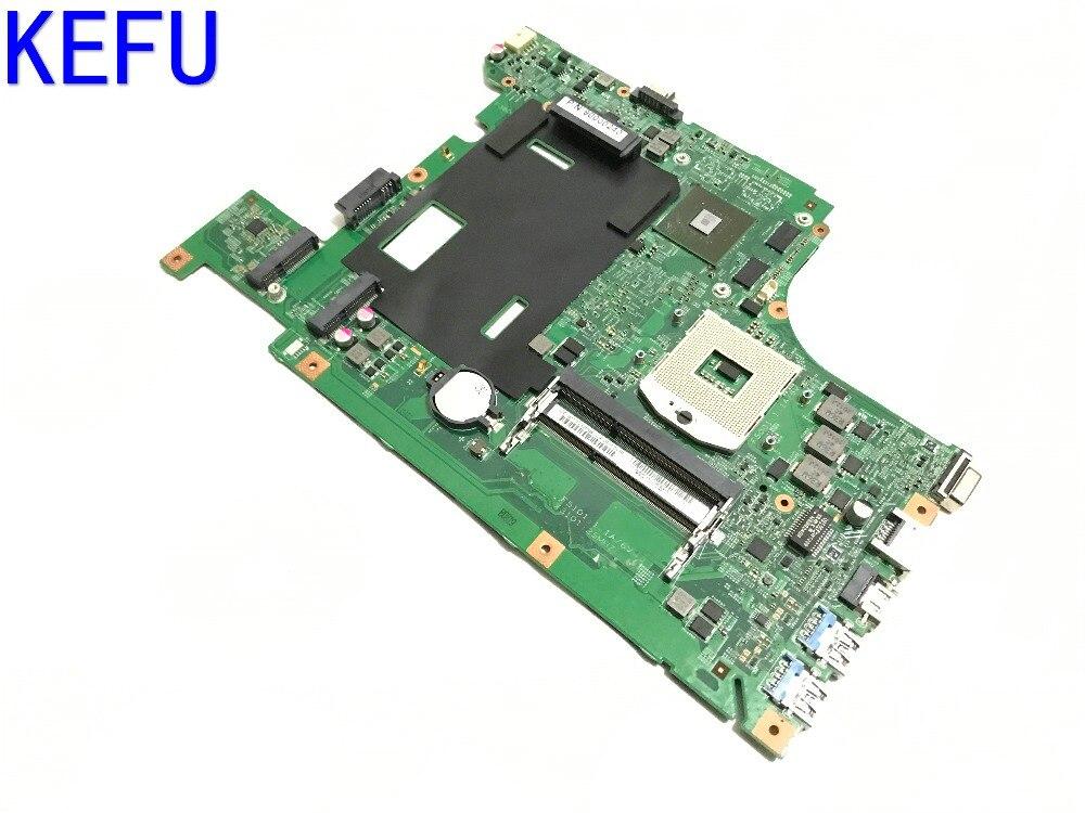 KEFU, 100% NEW !! LA58 MB 11273-1 48.4TE01.011 Laptop Motherboard For LENOVO B590 / B580 / V580C ,gt720m,1gb, (test Ok)