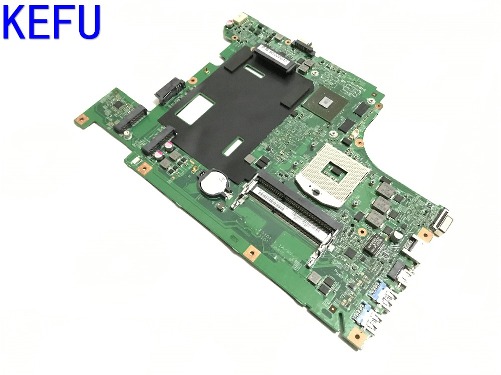 KEFU  NEW !! LA58 MB 11273-1 48.4TE01.011 laptop Motherboard For LENOVO B590 B580 NOTEBOOK PC VIDEO CHIP N13M-GE1-B-A1