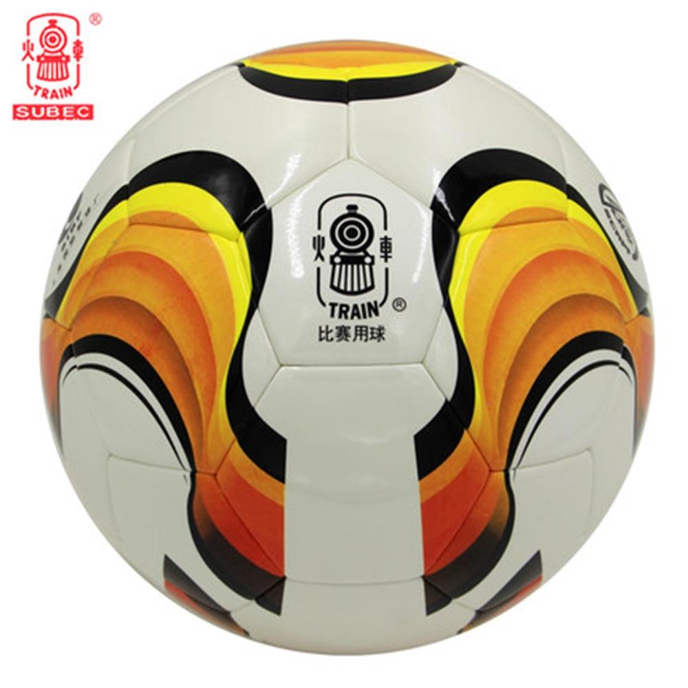 TREM Original GS8103 Alta Qualidade Padrão 5 Bolas de Treinamento de futebol  Tamanho Oficial Bola de 9f526067aaffc