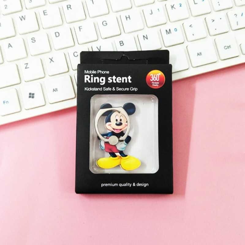 For Huawei Mate 20 pro Cover Case Car phone holder Finger Ring Cute Cartoon for Huawei P10 P9 P20 Mate 10 lite Coque