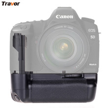Вертикальная Ручка-Держатель Аккумуляторов комплект для Canon 5D Mark II BG-E6 + AA Держатель Батареи и подарок пульт дистанционного управления