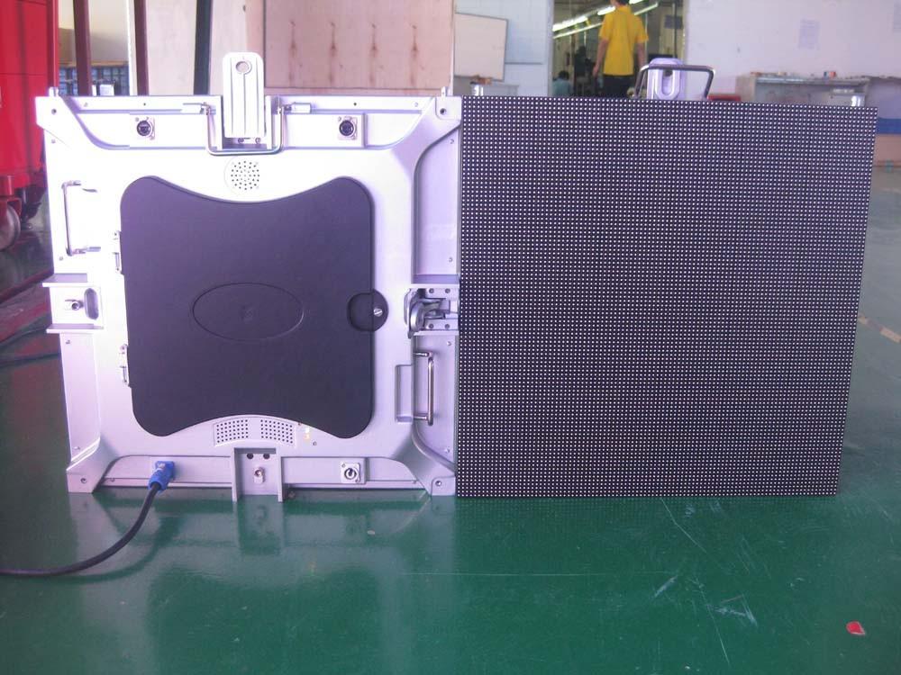 die-cast aluminum cabinets