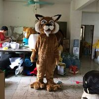Adult Tiger Mascot Costume Cosplay Party Game Dress Outfit Advertising Halloween Easter Outfit Fursuit Mascot for Sale Outdoor