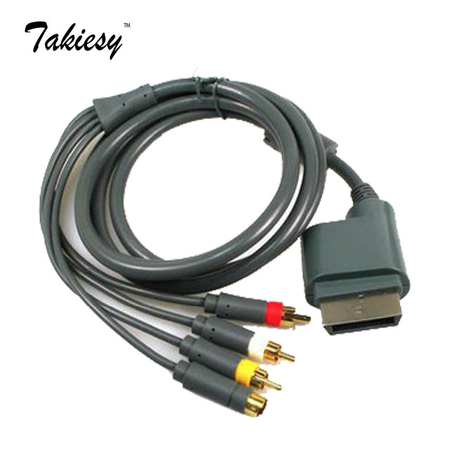 Amazon. Com: insten 6ft gray av composite and s-video cable.
