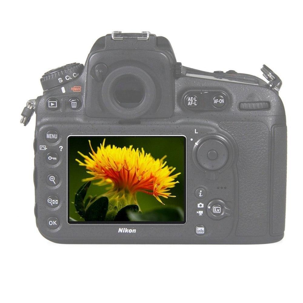 Tempered Glass 2 5D 9H LCD Screen Protector for Nikon D7200 D7100 D5600 D5500 D5300 D5200