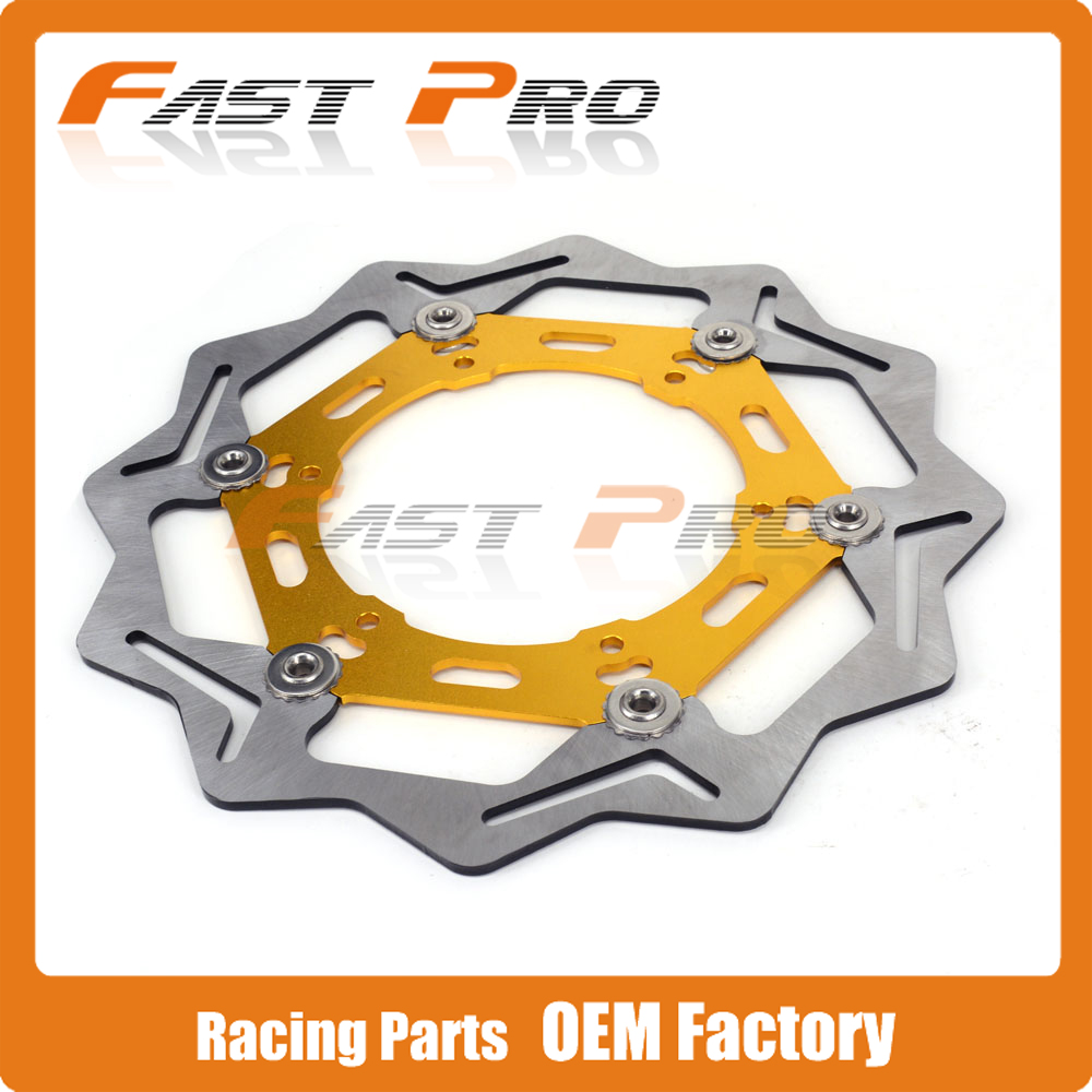 270mm Oversize Floating Brake Disc For KTM 250/450 SX-F 250 EXC-F 450 EXC 2003-2015