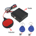 Motorcycle Alarm Security Alert System Smart ID Card Induction Invisible Alarm Sensor Motorcycle Anti-theft Device