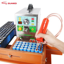 709AD+ battery spot welding machine ,4in1 fixed pulse + moving pulse spot welding induction automatic pulse spot welding  iron