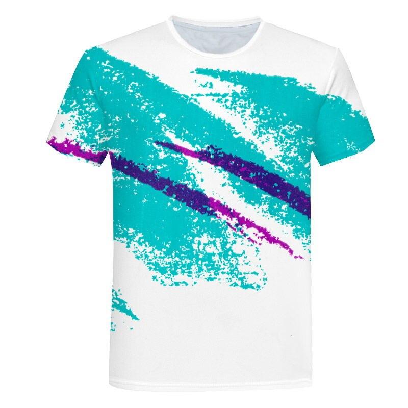 90 s Jazz Solo papier tasse T Shirt hommes Camisetas Hombre décontracté manches courtes été hauts t-shirts marque 3D T-shirt grande taille 5XL