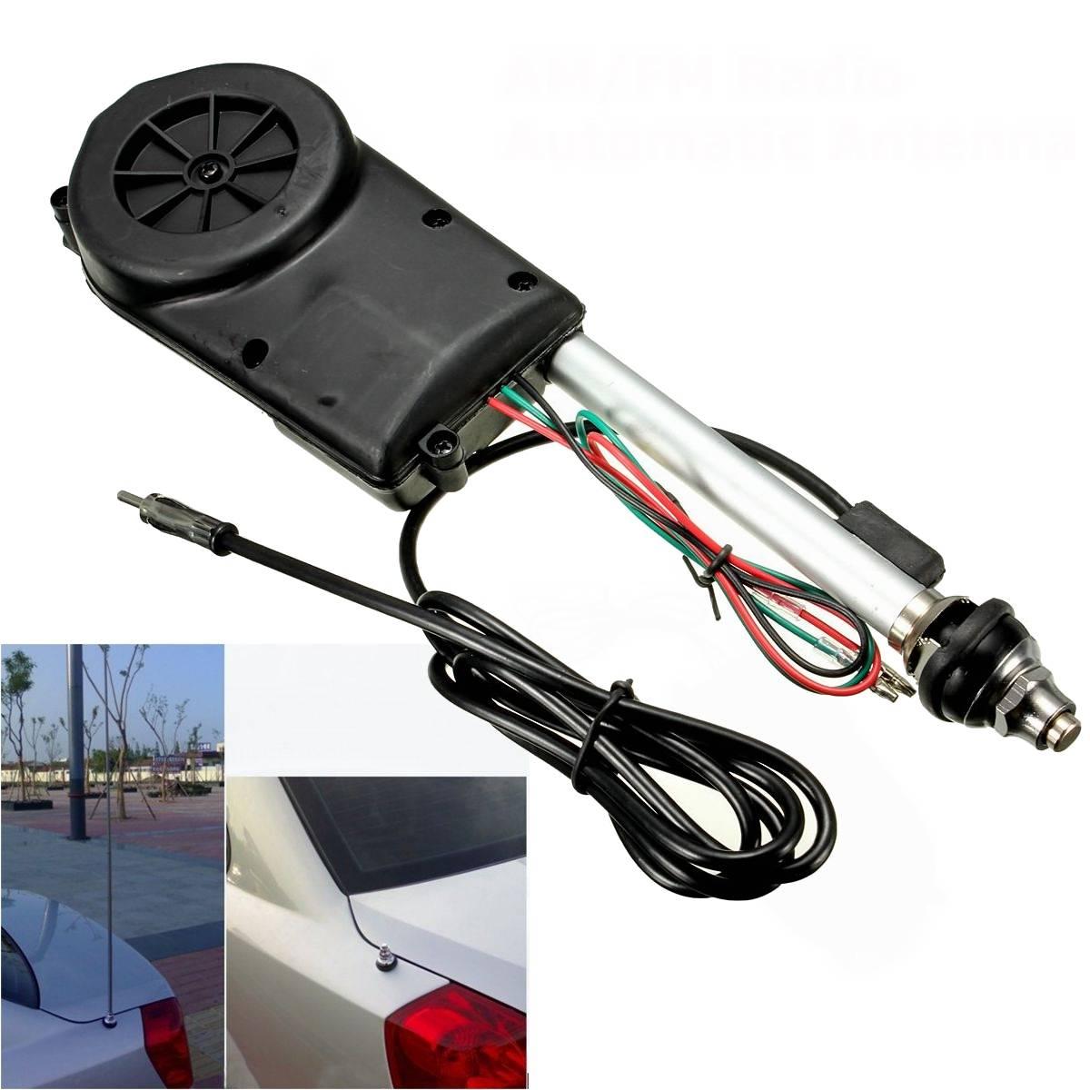 Auto Van Fühler Antenne Automatische Elektrische Power Radio Antenne Universal