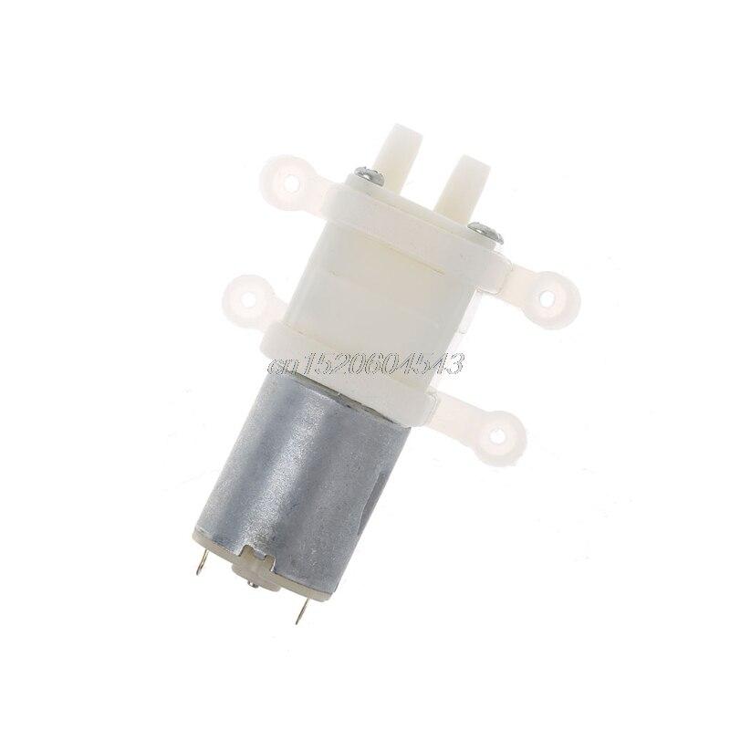 Heimwerker Grundierung Membran Mini Pumpe Spray Motor 12 V Micro Pumpe Für Wasser Dispenser Pumpen