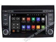 """7 """"Quad Core Android 5.1 OS DVD Del Coche para Fiat Bravo 2007-2014 (italia) y Fiat Bravo 2010-2016 (brasil) y Fiat Ritmo (Australia)"""