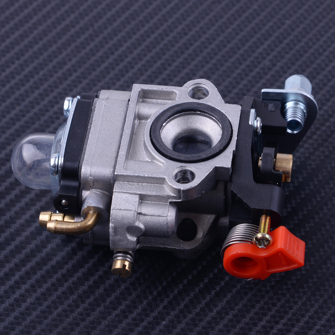 LETAOSK Carburetor Fit For 24cc 25cc 26cc Brushcutter Generator Hedge Trimmer Leaf Blower Parts