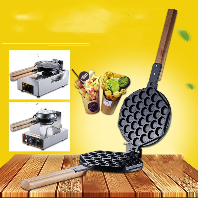 free shipping Hongkong egg cakemould,family use Egg waffle maker ,both for electric and LPG egg cake maker детский комплект luxberry sweet life простыня без резинки