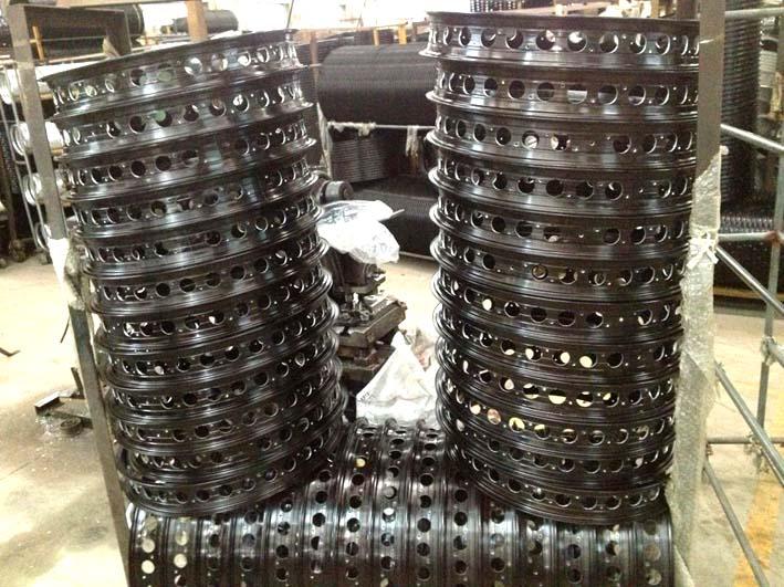 Prix cool stock limité 26 pouces 80mm 36 32 rayons trou en alliage d'aluminium monocouche neige plage gros vélo jantes