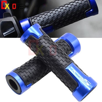 7/8 Aluminum Rubber Motorcycle Bike Handlebar Grips Motorbike Accessories Moto Handle Bar For BMW K1200S K 1200S K 1200 S image