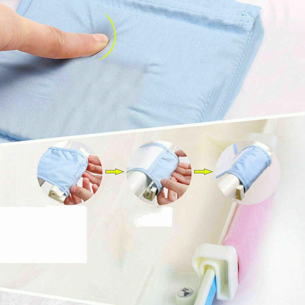 2019 accesorios para bebés bebé infantil conveniente bañera asiento de seguridad Asiento de baño ducha recién nacido malla eslinga sábanas de baño asiento de bañera